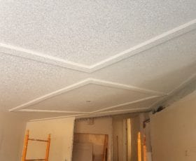Interior Ceiling Stucco